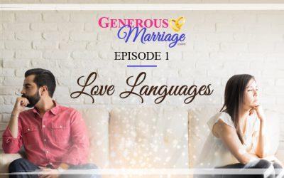 Episode 1 – Love Languages
