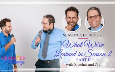 Season 2 Episode 20 – What We've Learned in Season 2 – Part II