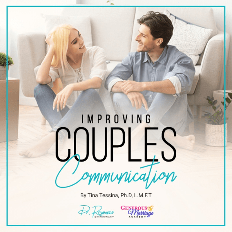 Improving Couples Communication