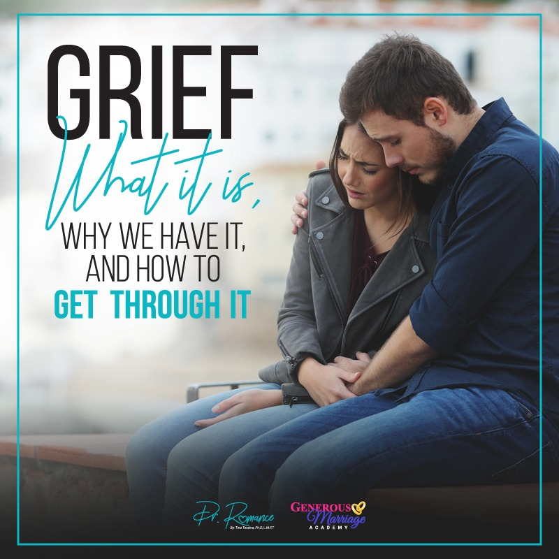 Grief – Ebook Course